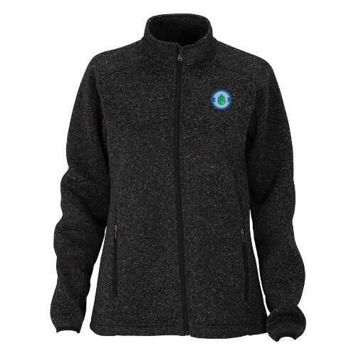 women's summit sweater-fleece jacket
