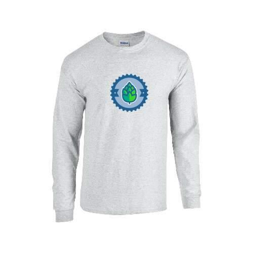 gildan adult heavy cotton long-sleeve t-shirt