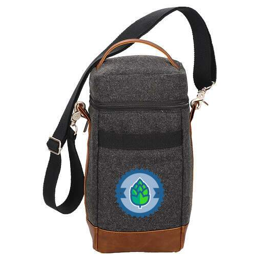 field & co campster - craft growler cooler
