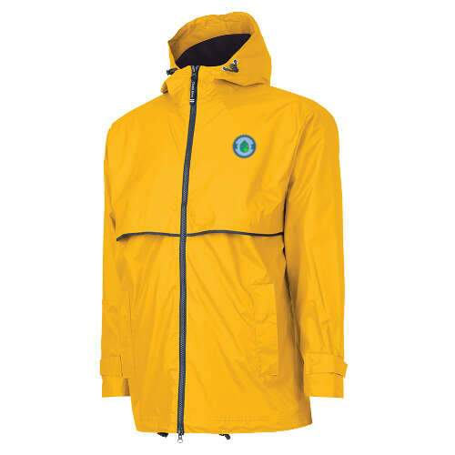charles river apparel® men's new englander® rain jacket