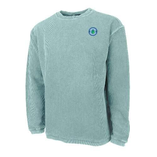 charles river apparel® camden crew neck sweatshirt