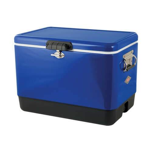coleman® 54-quart classic steel belted cooler - colors