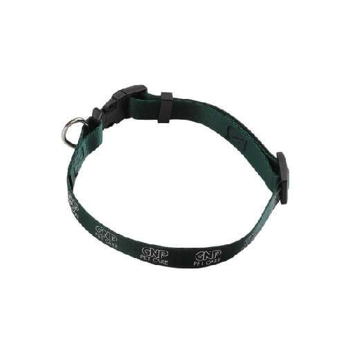 "3/4"" smooth nylon pet collar"