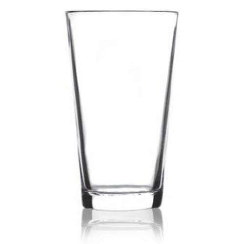 16 oz mixing glass