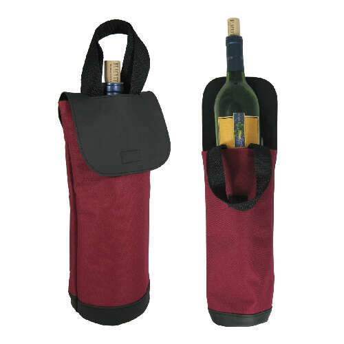 vineyard single bottle wine cooler