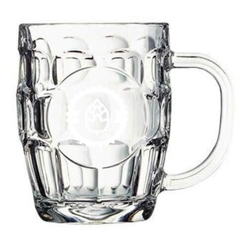 20 oz britannia beer mug