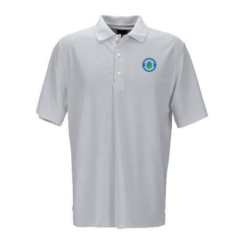 greg norman play dry® mesh polo shirt