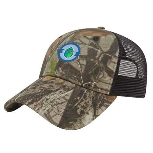 solid color mesh back next g2™ camo cap