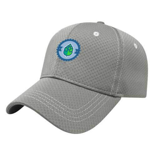 soft textured polyester mesh cap