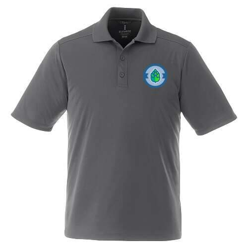 m-dade short sleeve polo shirt