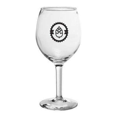 11 oz citation red wine glass